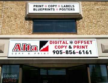Shop Image Print Copy Labels Blueprints Posters Digital offset